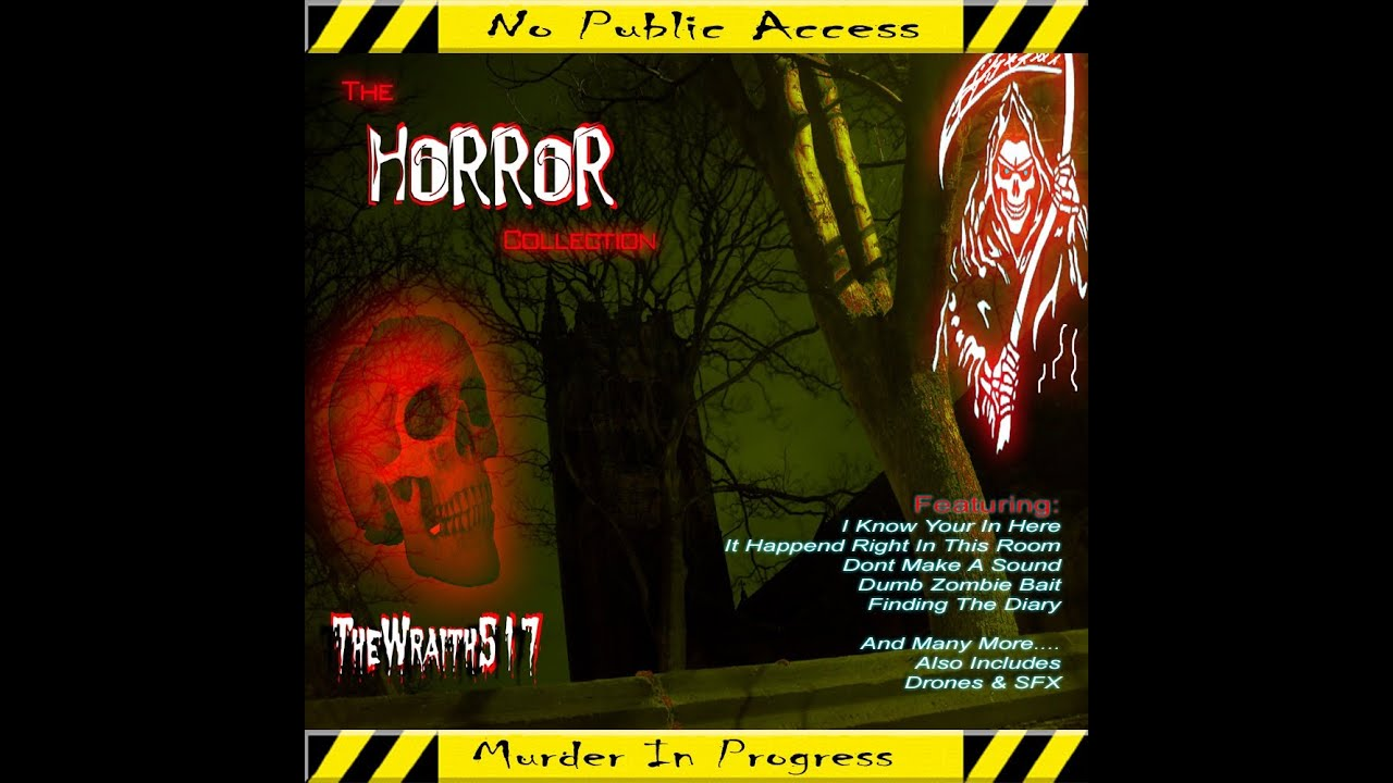 70 minutes of horror music sound effects full cd album youtube - Free Halloween Sounds Mp3