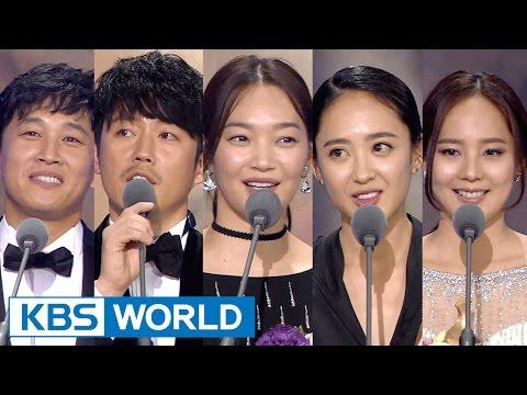 2015 KBS Drama Awards | 2015 KBS 연기대상 - Part 2 (2016.01.24)