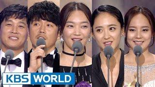 Video 2015 KBS Drama Awards | 2015 KBS 연기대상 - Part 2 (2016.01.24) download MP3, 3GP, MP4, WEBM, AVI, FLV Mei 2018