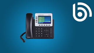 Grandstream GXP2140 Enterprise IP Phone Introduction