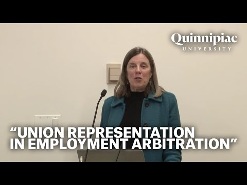 """Union Representation in Employment Arbitration"""