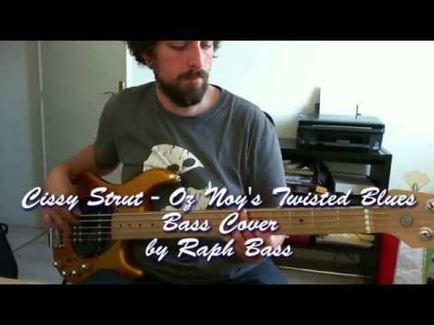 Cissy Strut - Bass Cover