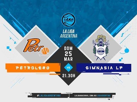 #LaLigaArgentina | 25.03.2018 Petrolero vs. Gimnasia y Esgrima de La Plata