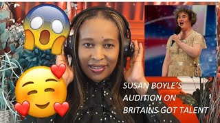 Susan Boyle&#39s Dreamed A dream Britain Got Talent Audition