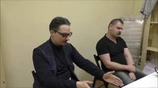 Представители Донской Либерии в штабе Алексея Навального в Воронеже  (15.04.2017)
