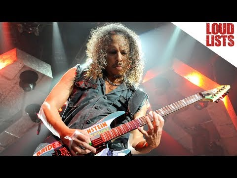 10 Unforgettable Kirk Hammett Moments