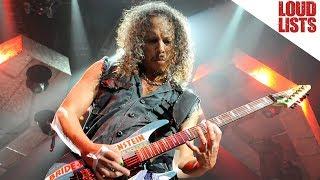 10 Unforgettable Kirk Hammett Moments