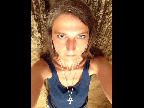 Guided Meditation Activation Egypt: Sirian Key codes of Light & Violet Ray codes - Ariette Love