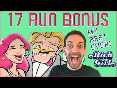 🔷 17 RUN High Limit BONUS! ✦ Rich Girl Theme Thursdays Live Play ✦ Slot Machine Pokies