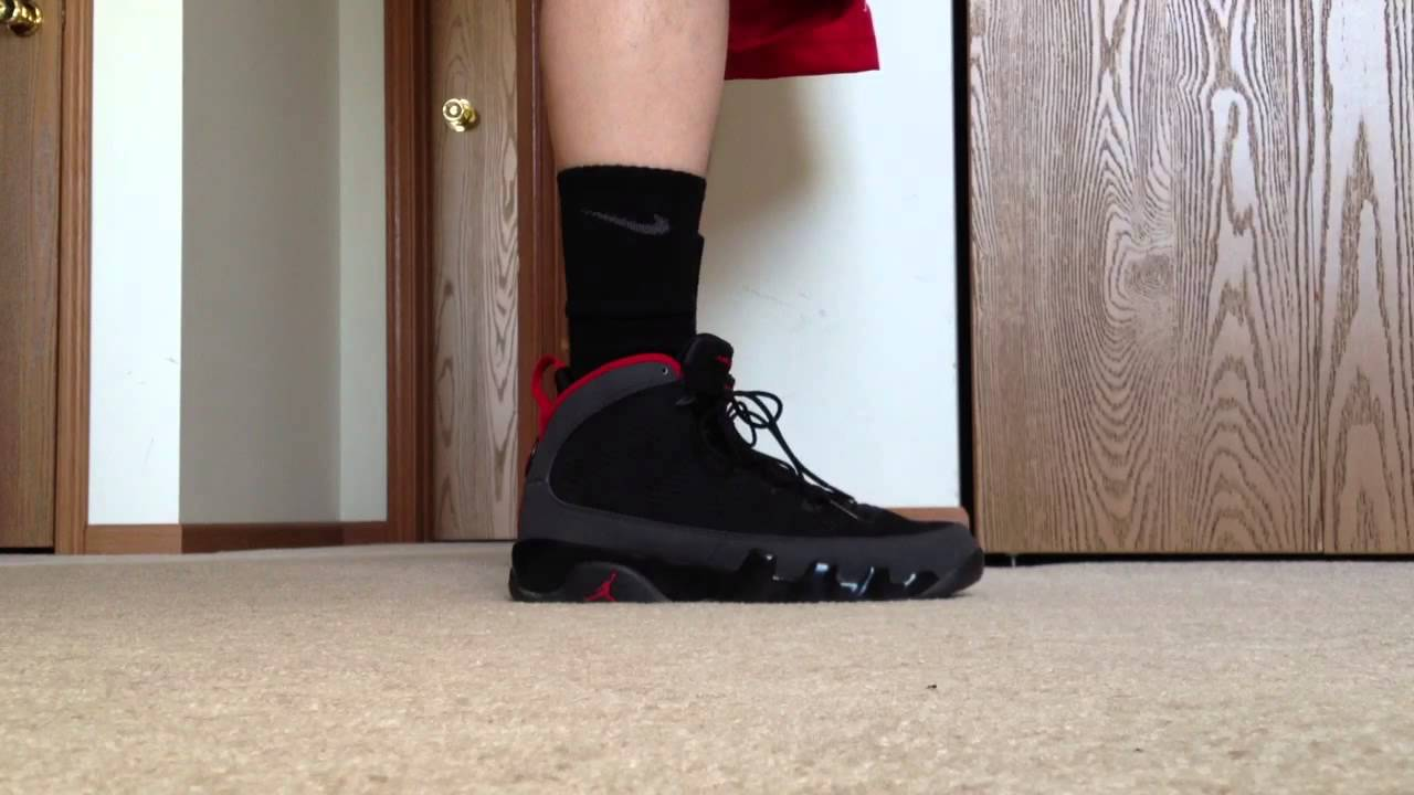 half off f954d 28b16 ... Air Jordan 9 Retro - YouTube ...