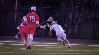 South Fayette Boys Lacrosse vs North Hills 4-23-19