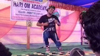 Axz sunny ...aaj rat ka scene .hip hop dance