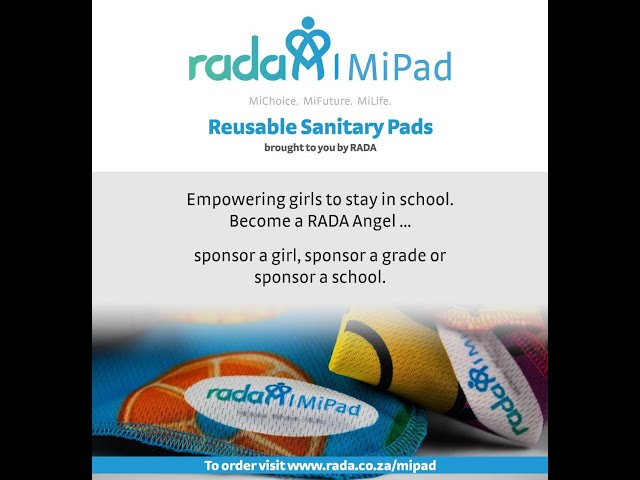 RADA and AGT Foods committed to empowering schoolgirls in Tshepisong - March 2021