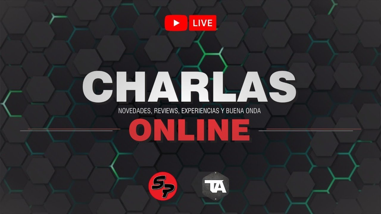 CHARLAS ONLINE con STOPPING POWER