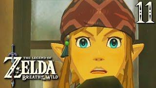 Zelda Breath of the Wild #11 : LA FLAMME BLEUE SACRÉ !