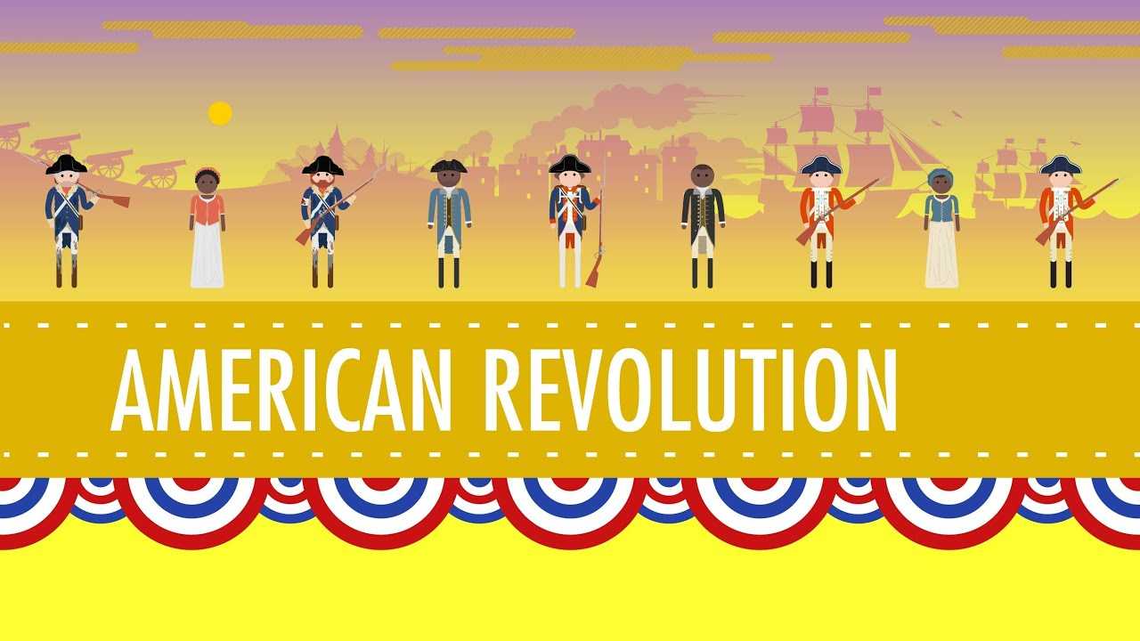 Who Won The American Revolution Crash Course Us History 7 Youtube