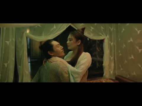 Hot Kiss Scene From The Movie - Legend Of The Demon 🐱