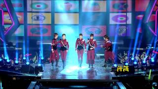 Gambar cover 121231 Jiangsu TV New Year's Eve Concert - BOYFRIEND - Intro + Janus + Don't Touch My Girl