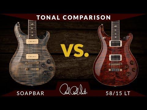 Tonal Comparison: The McCarty 594 vs. The McCarty 594 Soapbar | PRS Guitars