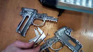 пистолет пневматический,,Borner 306M,,увеличение мощности