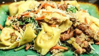 Chicken and Turkey Pasta Recipe