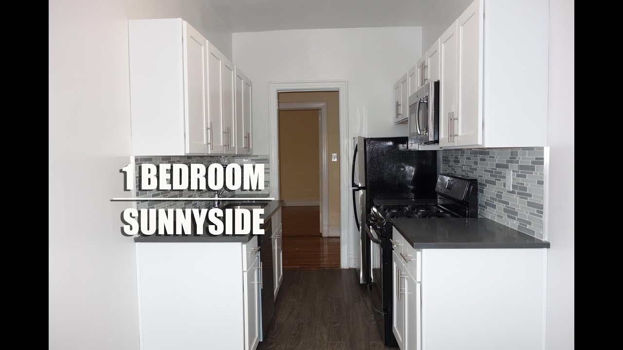 All new 1 bedroom apartment for rent in sunnyside queens ny youtube for 1 bedroom apartment for rent in queens