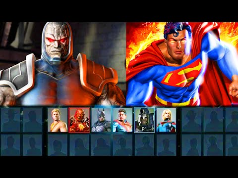 injustice 2 all 28 characters roster list prediction injustice