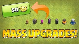 """UPGRADE to MAX Series! """"Clash Of Clans"""" Clan games edition!"""