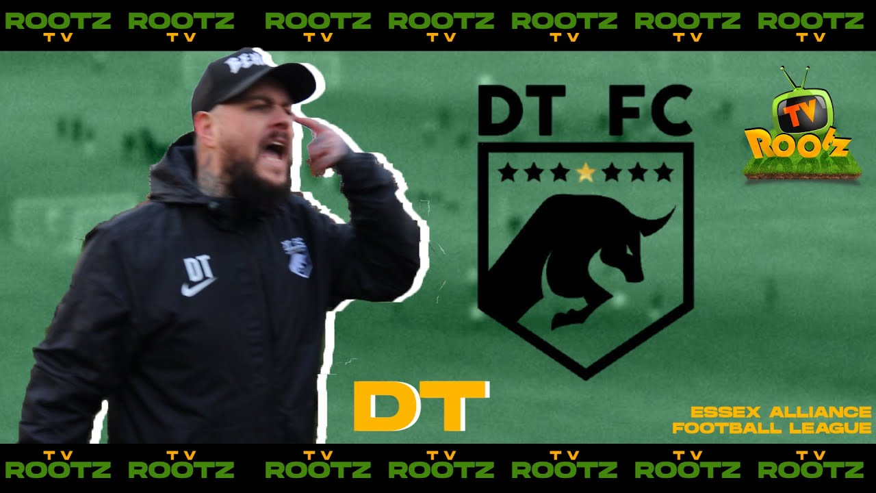 @Mr DT from @DT FC on FC Baresi result, Essex Alliance League Cup + @AFTV