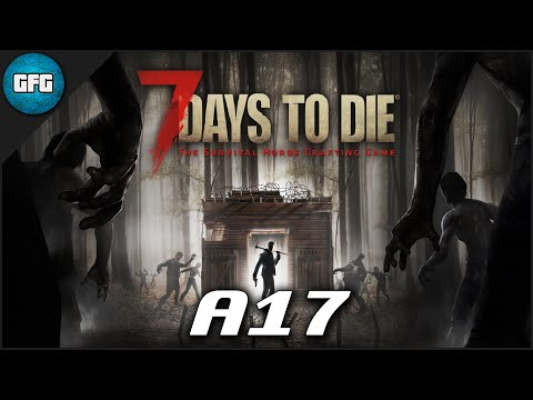 7 Days to Die – A17 – How to defeat zombie AI and stay safe