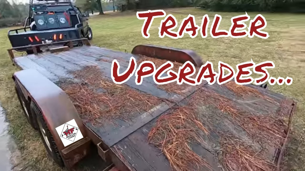 upgrade trailer