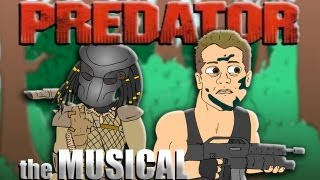 ♪ PREDATOR THE MUSICAL - Animated Parody thumbnail