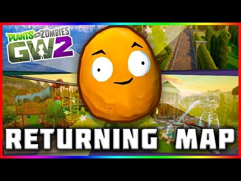 REMASTERED WALLNUT HILLS IN GARDEN WARFARE 2