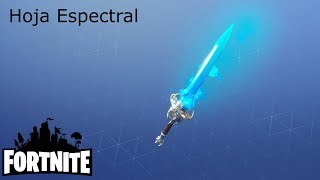 Speed & Mobility / Spectral Blade Fortnite: Saving the world #304