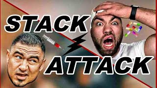 Wir bewerten EURE Stoffpläne! Stack Attack! feat. Iron Mike Bodybuilding