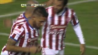 Gol de Rodríguez. Aldosivi 1 - Unión 1. Fecha 13. Primera División 2016