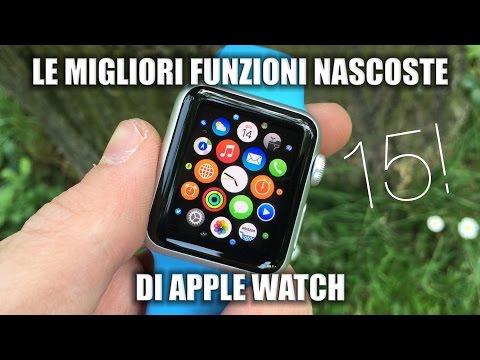 Top 15 Funzioni Nascoste di Apple Watch!