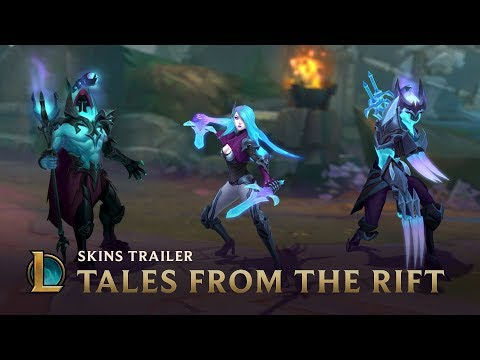 Death Sworn | Tales from the Rift 2017 Event Trailer - League of Legends