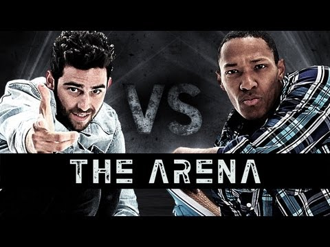 THE ARENA:  EP 1   MORRIS vs KID DAVID  DS2DIO