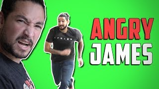 Mix - ANGRY JAMES • A Cow Chop Compilation