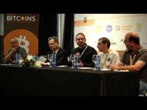 Bitcoin TLV `14, #24 - Panel - Bitcoin in Academia