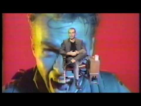 Matt Johnson (The The) Hosts MTV 1986 (Part 3)