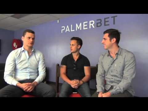 Racing Extra - Bookmaker Grant Palmer