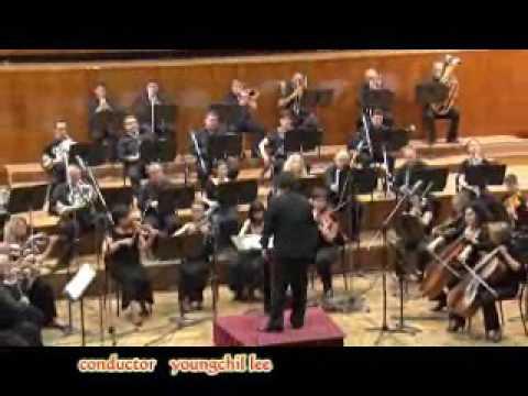 Tchaikovsky - Romeo & Juliet 지휘 이영칠State opera orchestra Plovdiv