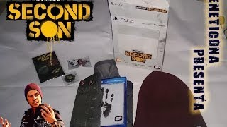 UnboxinG Infamous SecondSon Collector Edition By GenetiCDNA