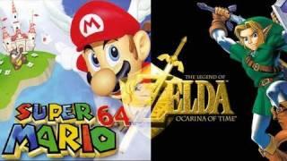#88mph 37 (English Subtitles) - Mario 64 en 05:04 / Zelda Oot en 56:54 Part 3