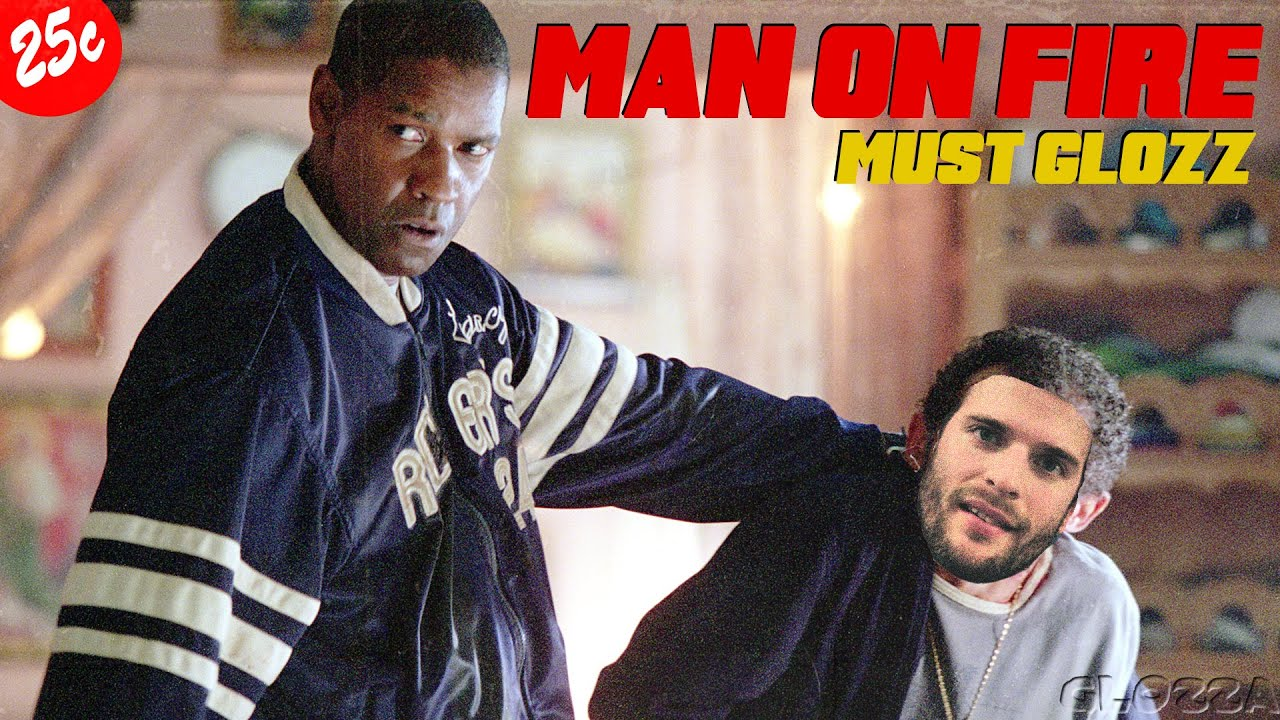 10 must glozz man on fire 2004 denzel washington for Domon man 2004