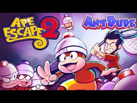Ape Escape 2   Gotta Catch u0027Em All...Again! - AntDude