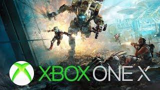 Titanfall 2 Xbox One X Gameplay 4K