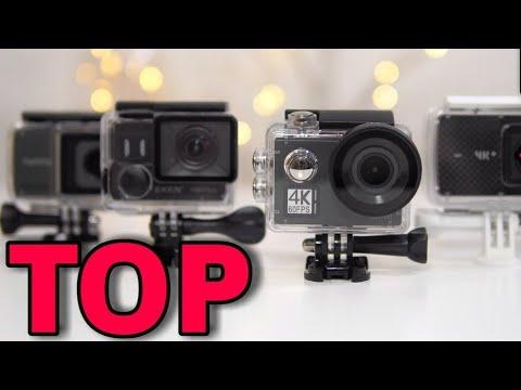 7 Лучших Экшн Камер 2020 года! Обзор Самых Лучших Экшен Камер с Алиэкспресс! от Бюджетных До Топовых